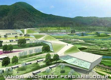 معمار آرزوها - پارک تکواندو کره جنوبی